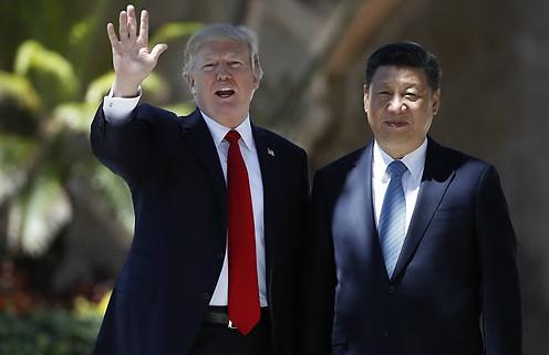 트럼프-시진핑 정상회담 물밑 거래 포착