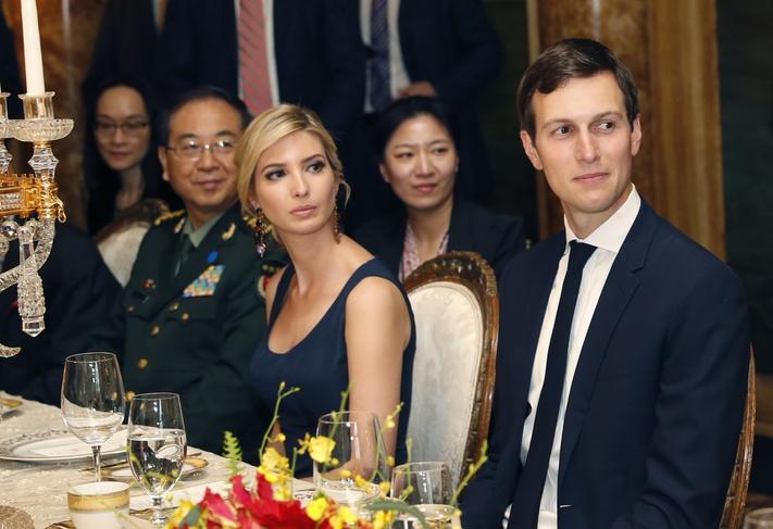 차이나머니와 백악관 권력투쟁 비화