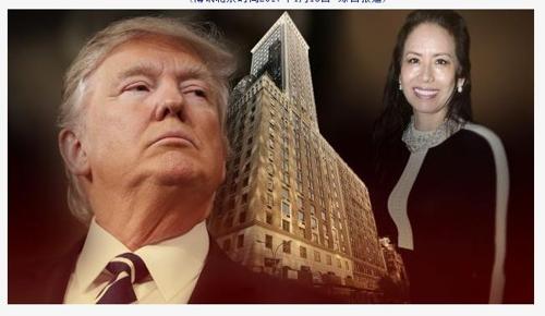 트럼프와 중국 '물밑거래' 내막 공개 파문