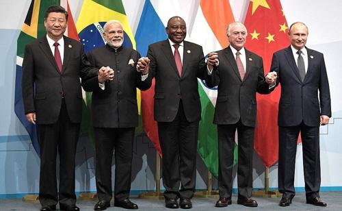 중국 등 브릭스(BRICS) 블록체인 기술 공동연구