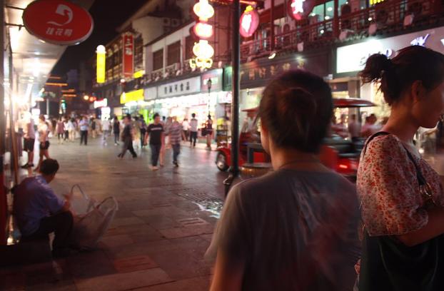 중국서 밤이 가장 뜨거운 도시는 선전(深圳)