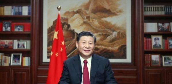 중국 시진핑 국가주석 2020년 신년사