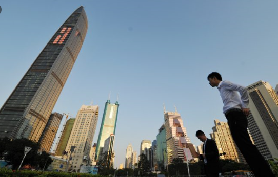 코로나 한파로 중국 오피스 공실률 급증