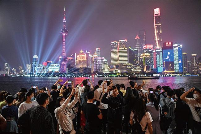 중국 내수활성화 상하이 광저우 주도