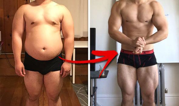 먹으며 2주간 체지방만 10kg 뺀다