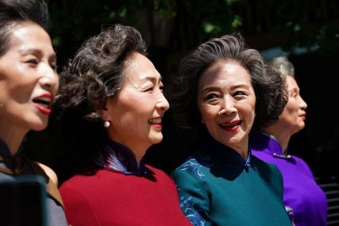 중국도 60세 이상 '젊은 노인' 뜬다
