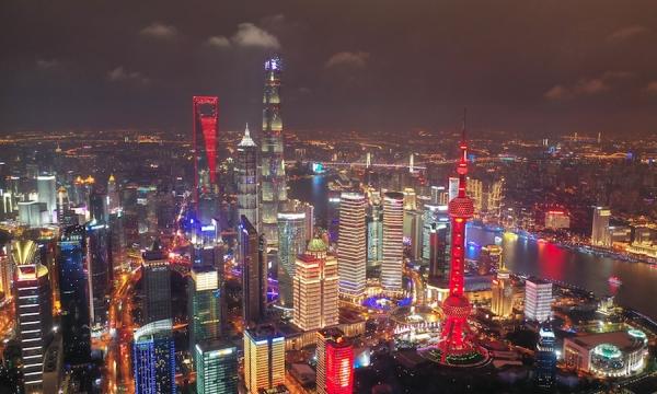 중국 소득 상하이 베이징 선전 순