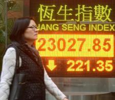 '후강통'으로 본토 투자 활기, 홍콩투자는 위축