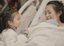 장쯔이 2020년 새해 첫날 아들 순산